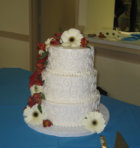 Wedding Cake (back)